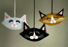 fused glass ornaments | Picornot!