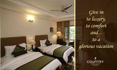Surrender to the luxury and comforts of Country Inn & Suites By Carlson, Mussoorie! #Mussoorie