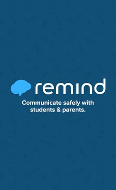 Remind is a free text messaging app that helps educators, students, and parents communicate quickly and efficiently.