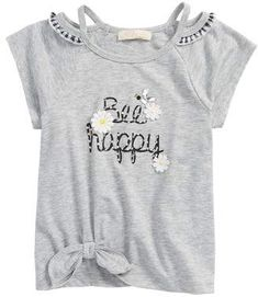Be Happy Embellished Tee #sparkling#featuring#crystals