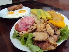 hornado - plato tipico