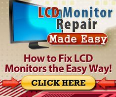 Computer and Laptop Repair Guides: Troubleshooting and secrets of Repairing LCD Monitors Switched Mode Power Supply, Laptop Repair, Lcd Monitor, Make It Simple, Easy, Food, Essen, Meals, Yemek
