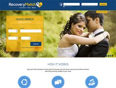 RecoveryMatch is a online chatting and sharing experience website that allows user to share their thought and story regarding the diseases they are going through or had came out of it. Find out the compatible mate here with common and different stuff and likes and dislikes. Register here with simple steps and find a companionship for you.
