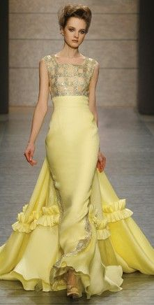 Georges Chakra 2010 Fall Haute Couture Collection ♥✤ | Keep the Glamour | BeStayBeautiful