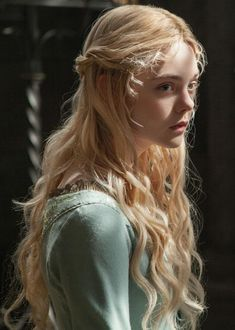 Aurora (Elle Fanning) - Malifecent (2014) | maiden | princess | character inspiration | writing | filmmaking | screenwriting | story