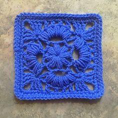 Rebecca Square - free crochet pattern by BabyLove Brand.