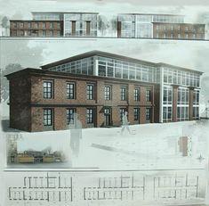 Реконструкция. Примеры проектов 2014 года