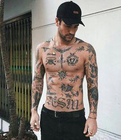 Boy tattoos, sleeve tattoos, body art tattoos, tattoos for guys, Boy Tattoos, Body Art Tattoos, Tattoos For Guys, Tatoos Men, Small Tattoos For Men, Mens Body Tattoos, Space Tattoos, Tattoo Ink, Best Sleeve Tattoos