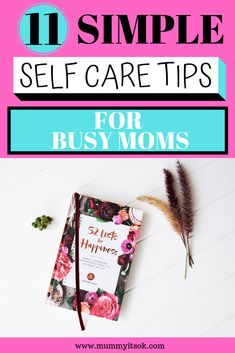 As a mum we are often put under a lot of daily stress, because of this I believe its important to practice some self care tips for moms. Below you will find list of 11 simple yet amazing self care tips for moms.
