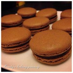 Mandy's baking journey: French Macarons