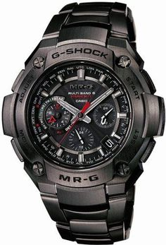 New-CASIO-MR-G-G-SHOCK-MRG-8100B-1AJF-Titanium-Multiband-6-from-Japan