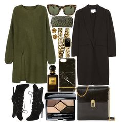 """Untitled #1142"" by sc-styles ❤ liked on Polyvore featuring WithChic, Kendall + Kylie, Oscar de la Renta, Tom Ford, Alexander Wang, Richmond & Finch, Christian Dior, Dsquared2, Petunia Pickle Bottom and Chanel"