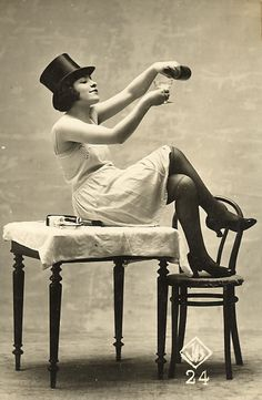 Postcard, probably 1920's