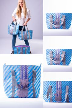 Limited edition utility bags handmade with love for you to enjoy