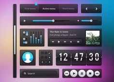 45 Free and Fresh Web User Interface PSDs via 1stwebdesigner.com #webdesign #design #designer #inspiration #web #ui #userinterface #interface #user #download #free #downloads