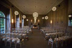 Image by Dottie Photography Styling by Wedding Creations UK Venue Cowley Manor Flowers: Bespoke Flower Company Country Wedding Flowers, Flower Company, Cool Countries, Bespoke, Fashion Photography, Ceiling Lights, Weddings, Image, Style