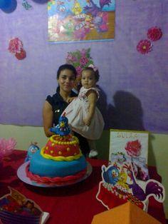 O aniversário de Luiza