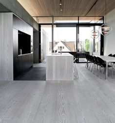 Hardwood Floors - modern - wood flooring - los angeles - Architectural Elements + Design