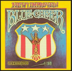 New! Improved! Blue Cheer - Blue Cheer   Songs, Reviews, Credits   AllMusic