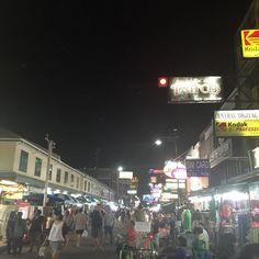 #27살의방콕여행 # #방콕  #카오산로드 #길거리 #ipone6  #20151011
