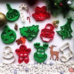 Christmas Sock Cookie Cutter by OogiMe.