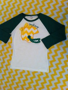 Football Applique Shirt Any Team or Colors by thehappyhoneysuckle, $28.00