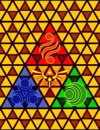 Resultado de imagen para three crest triforce