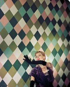 Louise Dahl-Wolfe original8x10 negative  for Hapers Bazaar Backround Matisse #PopArt