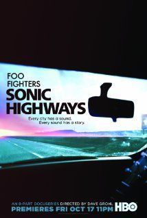 Sonic Highways commemorates the Foo Fighters 20th anniversary by documenting the eight-city recording odyssey that produced their latest, and eighth, studio album.