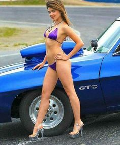 Apologise, Pontiac gto bikini pics for
