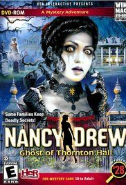 Download Nancy Drew Ghost Of Thornton Hall. Teen detective Nancy Drew searches for a missing woman and investigates ghost sightings at an old southern plantation.