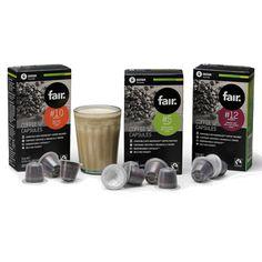 Oxfam fair Coffee Capsules #oxfam #fairtrade #shopping