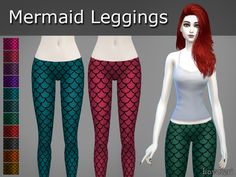 find in accessories - leggings; Found in TSR Category 'Sims 4 Female Leggings' Best Sims, Sims 1, Mermaid Leggings, Women's Leggings, Sims Packs, Sims 4 Cc Shoes, Nikki Sims, Sims 4 Cc Skin, Sims 4 Clothing