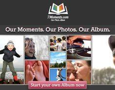 7moments te ayuda a compartir fotografías sin necesidad de estar en ninguna red social  http://www.genbeta.com/p/71690