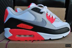 #Nike #AirMax 90 Infrared