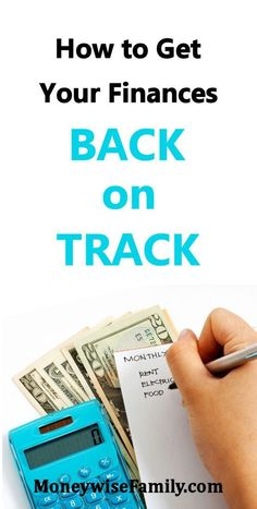 Get Your Finances Back On Track with a Debt Consolidation Loan