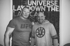 Brock Lesnar met with UFC President Dana White Sunday in Las Vegas as his WWE contract is set to expire after WrestleMania Jon Jones, Dana White, Vince Mcmahon, Brock Lesnar, Royal Rumble, Wrestling News, Combat Sport, Wwe News, Kickboxing