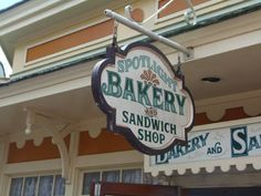 The Spotlight Bakery in Dollywood serves delicious fresh baked pastries. Downtown Gatlinburg Hotels, Gatlinburg Vacation, Gatlinburg Cabin Rentals, Pigeon Forge Hotels, Pigeon Forge Cabin Rentals, Wears Valley Cabin Rentals, Vacation Cabin Rentals