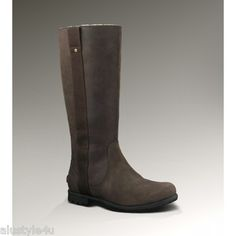 Brand New UGG Australia Junipero in Stout Boots US5 UK3.5 EU3 FREE SHIPPING  from 83f0912b8fe18