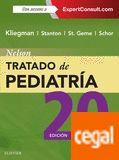 Nelson Tratado de pediatría / [ed.] Robert M. Kliegman ... [et al.]---20ª ed.---Elsevier, cop. 2016------Bibliografía recomendada en Enfermaría do Ciclo Vital: Materno-Infantil II (Grao en Enfermaría)
