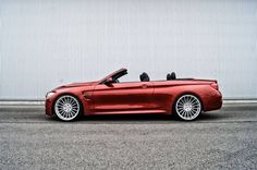 Beetje Moulin Rouge: Hamann BMW M4 Cabriolet