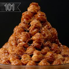 Croquembouche Recipe by Tasty