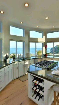 Best Kitchen Designs, Cool Kitchens, Home Interior Design, Table, Room, House, Furniture, Home Decor, Design Ideas