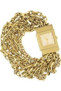 Burberry Accessories  Multi-strand link watch