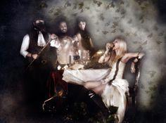 "Poison Garden released their debut album: ""A Victorian Carol"""