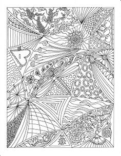 Advanced Coloring Pages Mandale TIbet  Coloring Pages  Pinterest