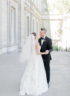 Elegant Montreal Wedding