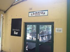 The CS Hayes Bar at Oakbank (Image credit: Richard Sims)