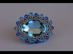 Sidonia's handmade jewelry - Ring band for the Swarovski ring