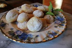 Cognac Cookies